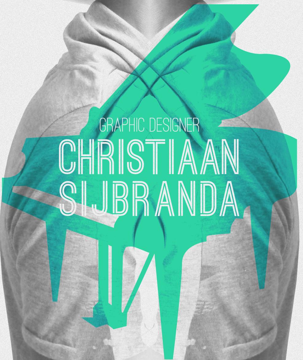 Poster Design by Christiaan Sijbranda