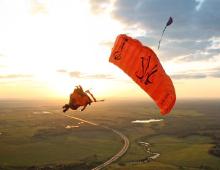 FlyLikeBrick – Acrobatic wingsuit flying – Branding & Identity